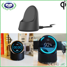 Electric Type Smart Watch Use Wireless Charger for Moto 360 Smart Watch Wireless Charger