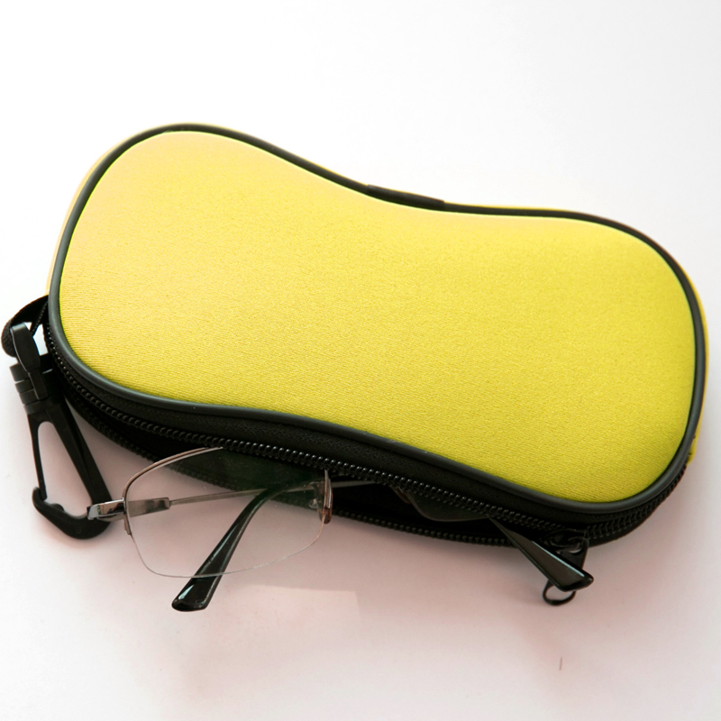 Elastic glasses cases