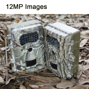 Wildlife Trail Camera with 940nm PIR