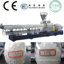 PP+SBS parallel twin screw extruder