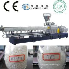PP+SBS parallel twin screw extruder