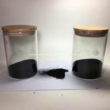 Precio del pigmento de la industria química polvo de negro de carbón