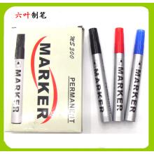 Stylo marqueur permanent (MS300) de haute qualité, papeterie