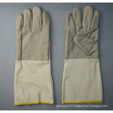 Light Color Furniture Leather Welding Work Glove