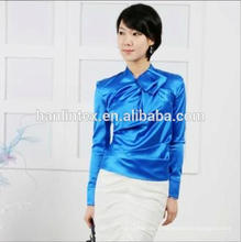 High quality Full Dull Heavy Polyester Satin Fabric
