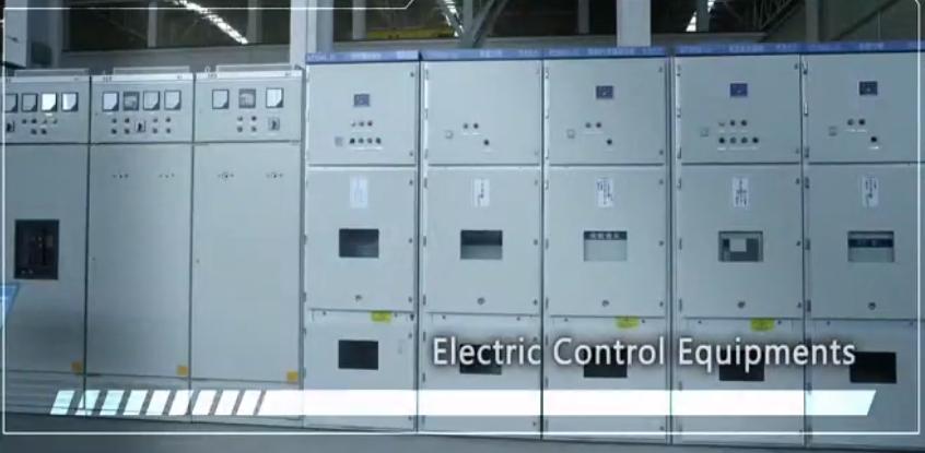 Elextric Control Equipments