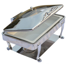 Tiger Chafing Dish Legs with Buffer Frame