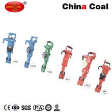 Yt Series Hand Held Tool Pneumatic Rock Drill