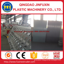 PVC Construction Crust Foam Plate Machine