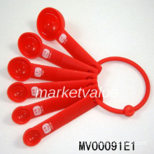 6PCS Measuring Spoon Set
