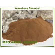 Teneur en poudre de sulfonate de lignine de sodium: 55%