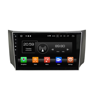 Auto-Audio-DVD-Player für Sylphy 2012-2015