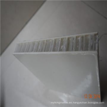Panel de panal de fibra de vidrio