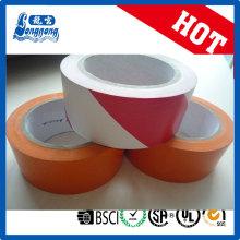 Цветная лента для маркировки пола ПВХ