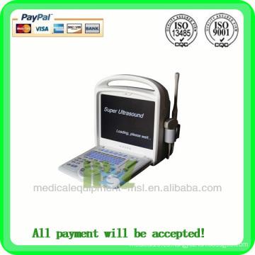 Sistema portátil de ultrasonido Doppler color (MSLCU01)