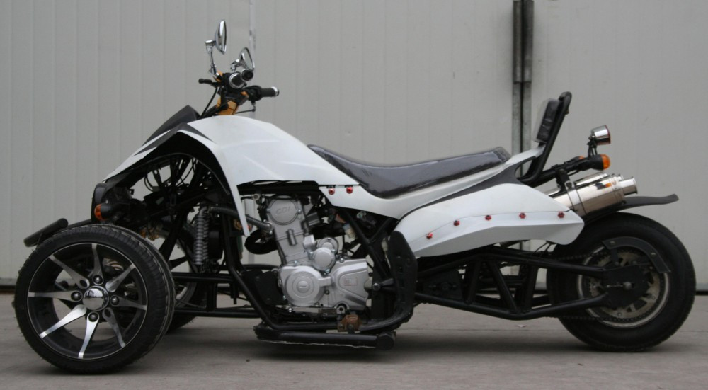 250 Cc Three Wheel Atv
