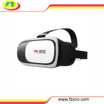 Vr Box 2.0 Óculos 3D Realidade Virtual