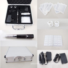 Permanent Makeup Pen Rotary Tattoo Eyebrow Machine Gun Kit