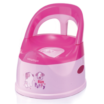 Plastic Baby Closestool Kid Potty Training Chair