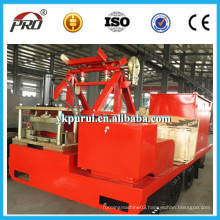 Colored KR Roofing Sheet Arched Roll Forming Machine