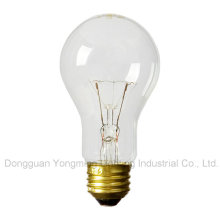 A19 60W/100W High Brightness Incandescnet Bulb with E26/E27