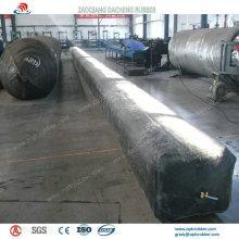 Globo de goma inflable durable como molde de alcantarilla concreto
