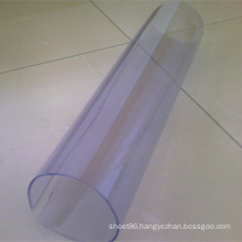 Super Clear Transparent Soft PVC Sheet Soft PVC Transparent Sheet