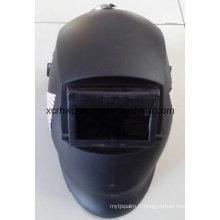 Black 2016 Meilleur prix Masque de travail de sécurité de la tête de soudure / Prix d'usine PP Masque de soudure de sécurité, fournisseur de masque de soudure bon marché, Casque de soudure pour soudeuse