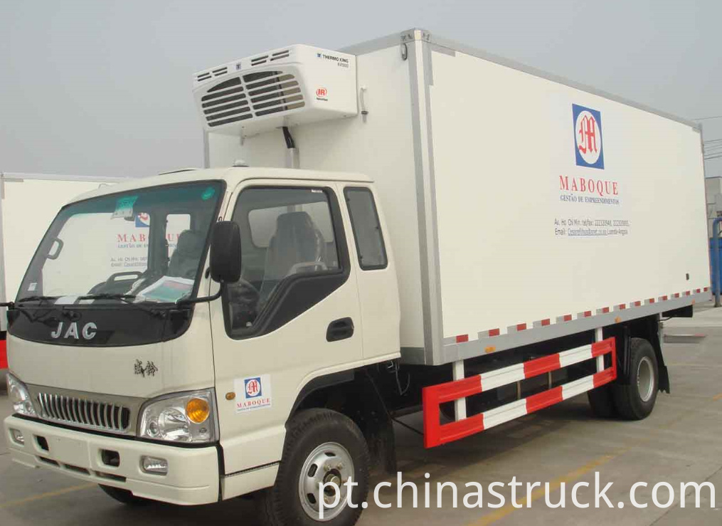 JAC 3Ton refrigerated van