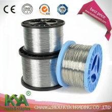 G3525 alambre de costura galvanizado