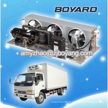 Unidades de refrigeración de vehículos industriales comerciales a baja temperatura con unidad de refrigeración boyard