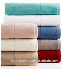 Stock de serviette éponge
