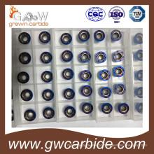 Insertos indexáveis CNC de carboneto Rckt