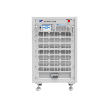 Three phase us powe source design 15kW
