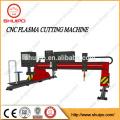 SHUIPO CNC Plasma /Flame Cutting Machine sheet metal cnc cutting machinery