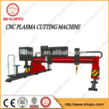 SHUIPO CNC Plasma /Flame Cutting Machine sheet metal cnc cutting machinery