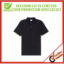 Camisa impressa feita sob encomenda do algodão T para a promoção