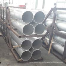 Extrudiertes Aluminiumrohr für elektrischen Strom