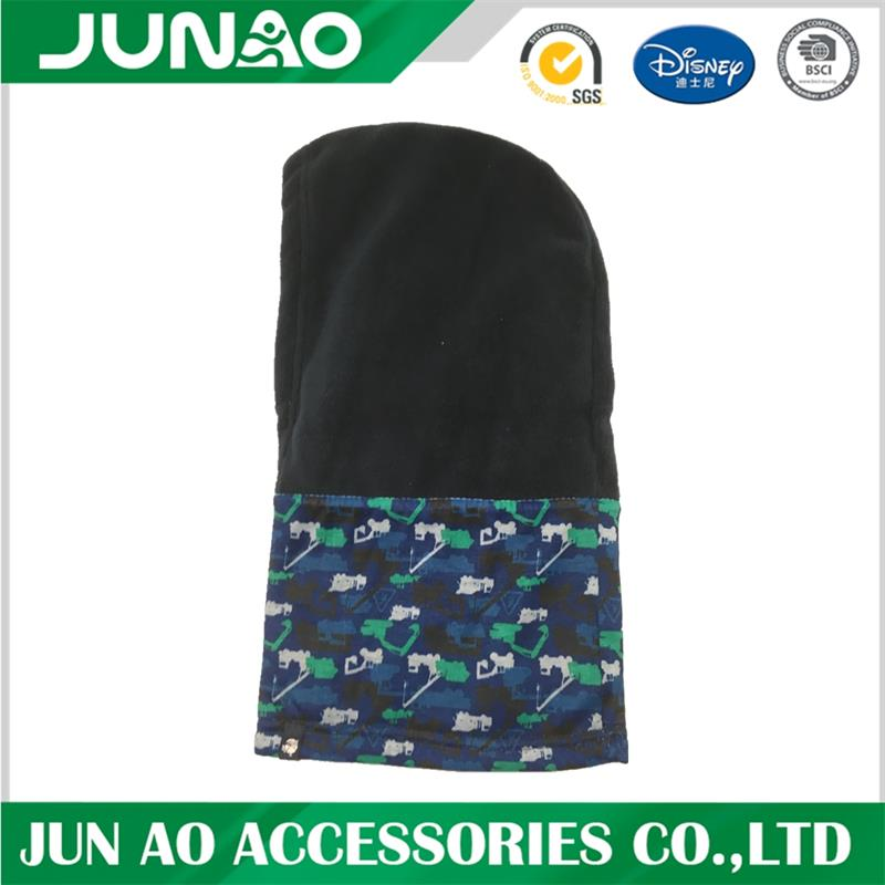 balaclava with bandana