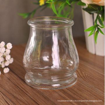 Frasco de 9oz en forma de pera de vidrio con forma de pera