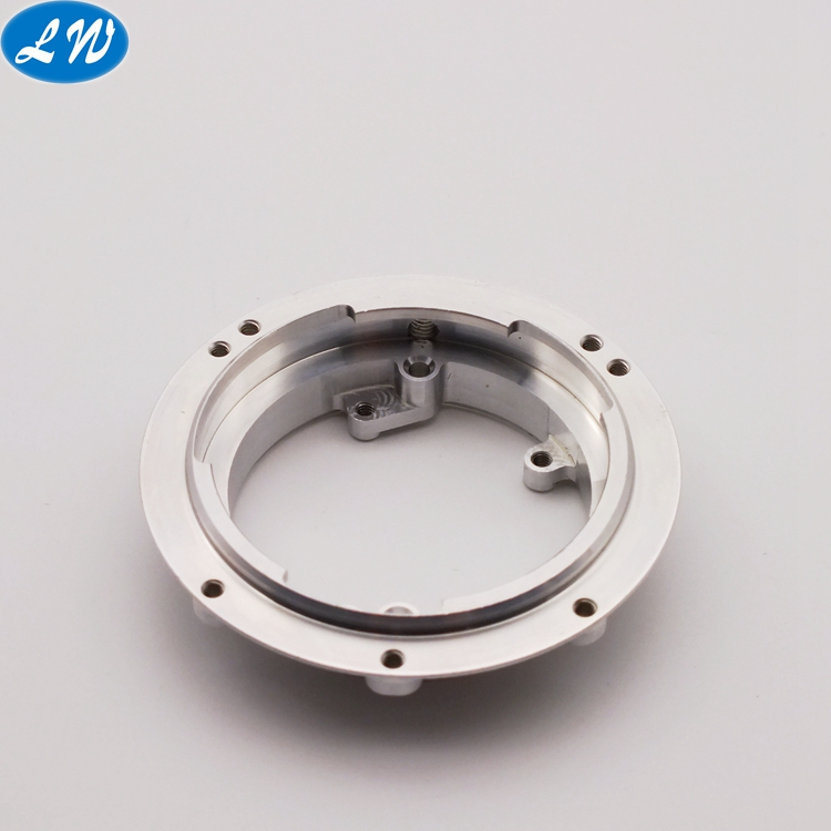 Milling Machining Aluminum Precision Parts