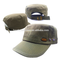 custom military cap/ army cap