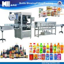 Automatic PVC Sleeve Label Shrinking Machinery