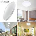 Plafonnier acyclique LED Plafonnier intérieur 20W Garantie 3 ans