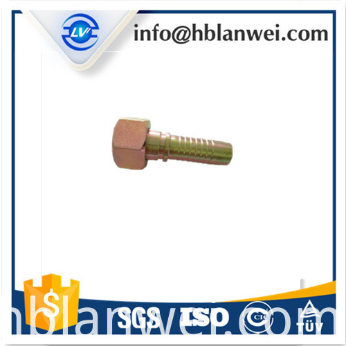 JIC FEMALE HYDRAULIC HOSE FITTING