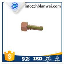 Raccord / raccord de tuyau hydraulique femelle JIC