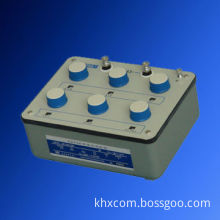 ZX25A Rotary Type Resistor Box with High Accuracy, Good Stability