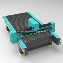 Máquina automática de enrutador de metal CNC para trabajos en metal