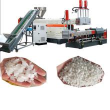 Máquina granuladora de plástico granulador de plástico de 300 kg hr