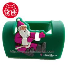 Soft PVC Mobile Phone Holder (ZH-MCH001)